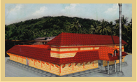 The New Gopura And Sutthu Pauli Of Lord Sri Anantha Padmanabha Temple